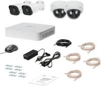 Комплект видеонаблюдения Tecsar Lead IP 4MIX-2MP