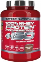 Протеин Scitec Nutrition 100% Whey Protein Professional/ISO 2.28 kg