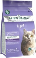 Фото - Корм для кошек Arden Grange Adult Light Chicken/Potato 8 kg