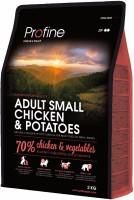 Фото - Корм для собак Profine Adult Small Breed Chicken/Potatoes 2 kg