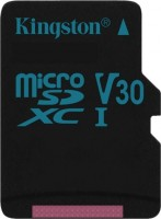 Карта памяти Kingston microSDXC Canvas Go! 64Gb