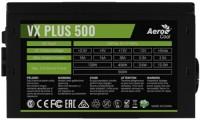 Фото - Блок питания Aerocool VX Plus 500W
