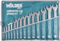 Набор инструментов Molder MT58114