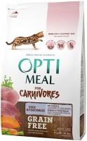 Корм для кошек Optimeal Adult Duck And Vegetables 0.3 kg
