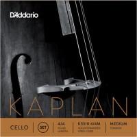 Струны DAddario Kaplan Cello 4/4 Medium