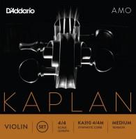 Струны DAddario Kaplan Violin AMO 4/4 Medium