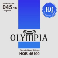 Струны Olympia Nickel Wound Bass HQ 45-100