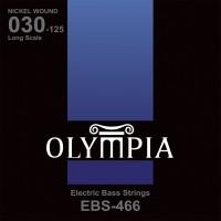 Струны Olympia Nickel Wound Bass 30-125