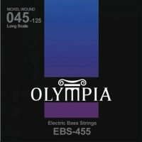 Струны Olympia Nickel Wound Bass 45-125