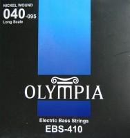 Струны Olympia Nickel Wound Bass 40-95