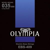 Струны Olympia Nickel Wound Bass 35-90