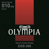 Струны Olympia Nickel Wound Regular 10-49