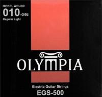 Струны Olympia Nickel Wound Regular Light 10-46