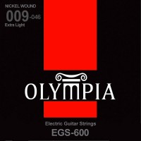 Струны Olympia Nickel Wound Extra Light 9-46
