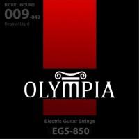Струны Olympia Nickel Wound Super Light 9-42