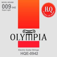 Струны Olympia Nickel Wound HQ Super Light 9-42