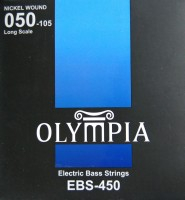 Струны Olympia Nickel Wound Bass 50-105
