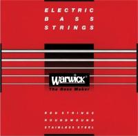 Струны Warwick Red Label L4 35-95