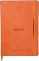 Блокнот Rhodia Squared Goalbook A5 Orange