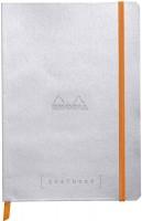 Блокнот Rhodia Dots Goalbook A5 Silver