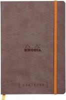 Блокнот Rhodia Dots Goalbook A5 Brown