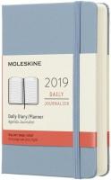 Ежедневник Moleskine Daily Planner Pocket Ocean Blue