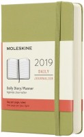 Ежедневник Moleskine Daily Planner Pocket Mint