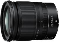 Фото - Объектив Nikon 24-70mm f/4.0 S Nikkor Z