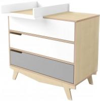 Пеленальный столик Indigo Wood Scandic