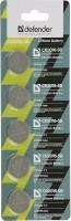 Аккумуляторная батарейка Defender 5xCR2016