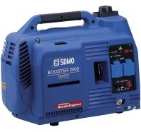 Фото - Электрогенератор SDMO Booster 2000