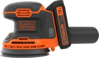 Шлифовальная машина Black&Decker BDCROS18