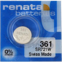 Аккумуляторная батарейка Renata 1x361