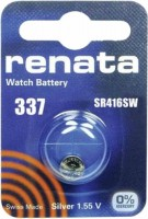 Аккумуляторная батарейка Renata 1x337