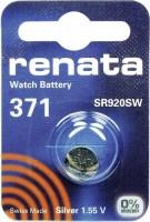 Аккумуляторная батарейка Renata 1x371