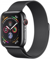 Носимый гаджет Apple Watch 4 Steel 40 mm Cellular