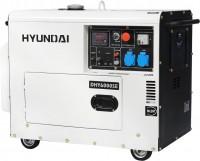 Фото - Электрогенератор Hyundai DHY6000SE