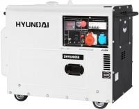 Фото - Электрогенератор Hyundai DHY6000SE-3