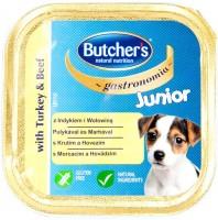 Корм для собак Butchers Junior Gastronomia with Turkey/Beef 0.15 kg