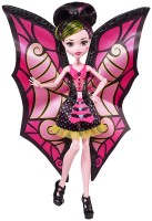 Кукла Monster High Ghoul to Bat Draculaura Transformation FNC17