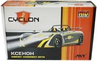 Автолампа Cyclon F1-type H4B 6000K Base 35W AC Kit