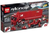Конструктор Lepin F14 T and Scuderia Ferrari Truck 21010