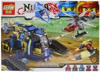 Конструктор Lepin Flying Bear Mobile Armor 897