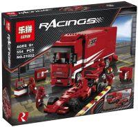 Конструктор Lepin Ferrari Truck 21022