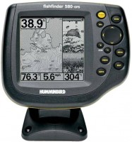 Эхолот (картплоттер) Humminbird Fishfinder 580 Combo