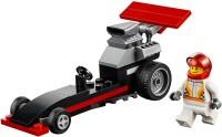 Фото - Конструктор Lego Dragster 30358