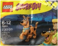 Фото - Конструктор Lego Scooby-Doo 30601