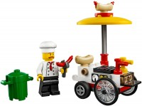 Фото - Конструктор Lego Hot Dog Stand 30356