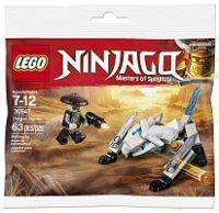 Фото - Конструктор Lego Dragon Hunter 30547