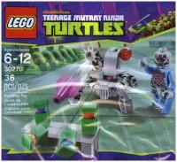 Фото - Конструктор Lego Kraangs Turtle Target Practice 30270